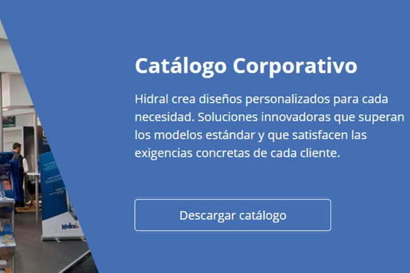 We have a new corporate catalogue!