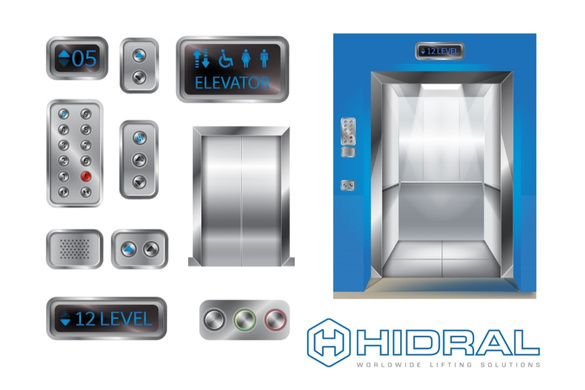 Hidral product upgrades